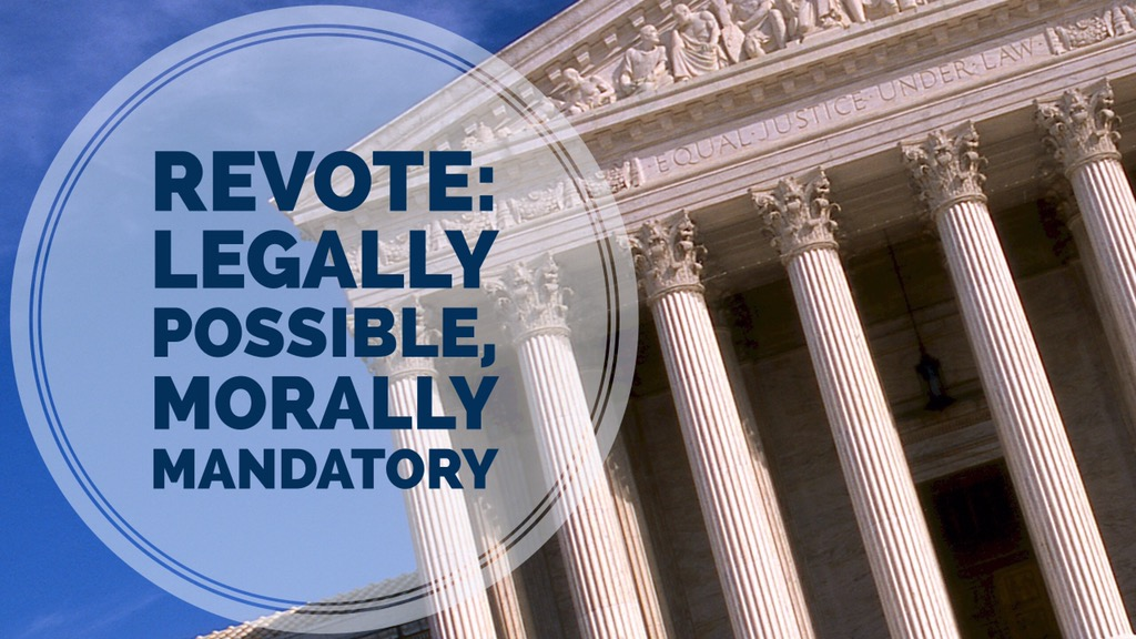 The World Is Counting On You – A Letter to the U.S. SupremeCourt