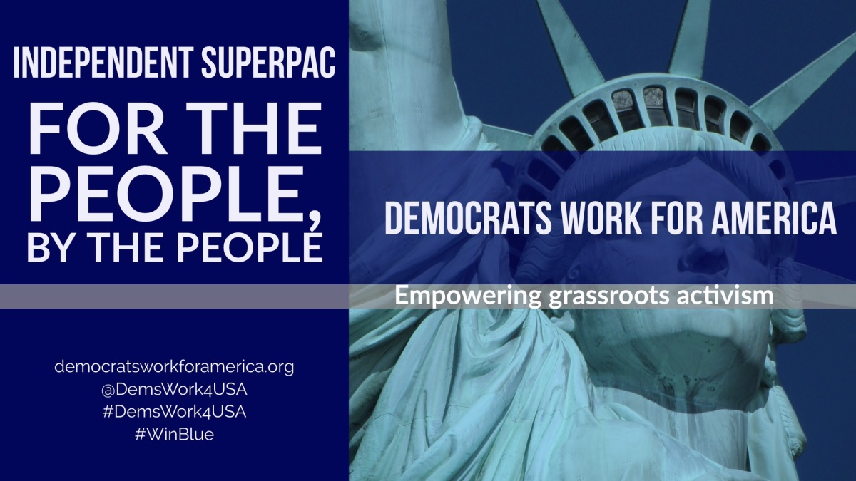 Fighting Fire With Fire – A Grassroots Super Pac takes Political Activism to the Next Level